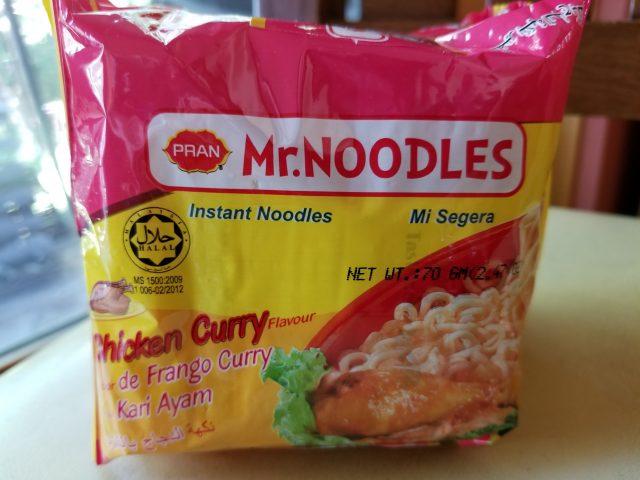Pran Mr. Noodles – Chicken Curry Flavor