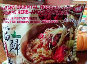 Ve Wong Instant Oriental Noodles – Chinese Herb – Angelica Flavor